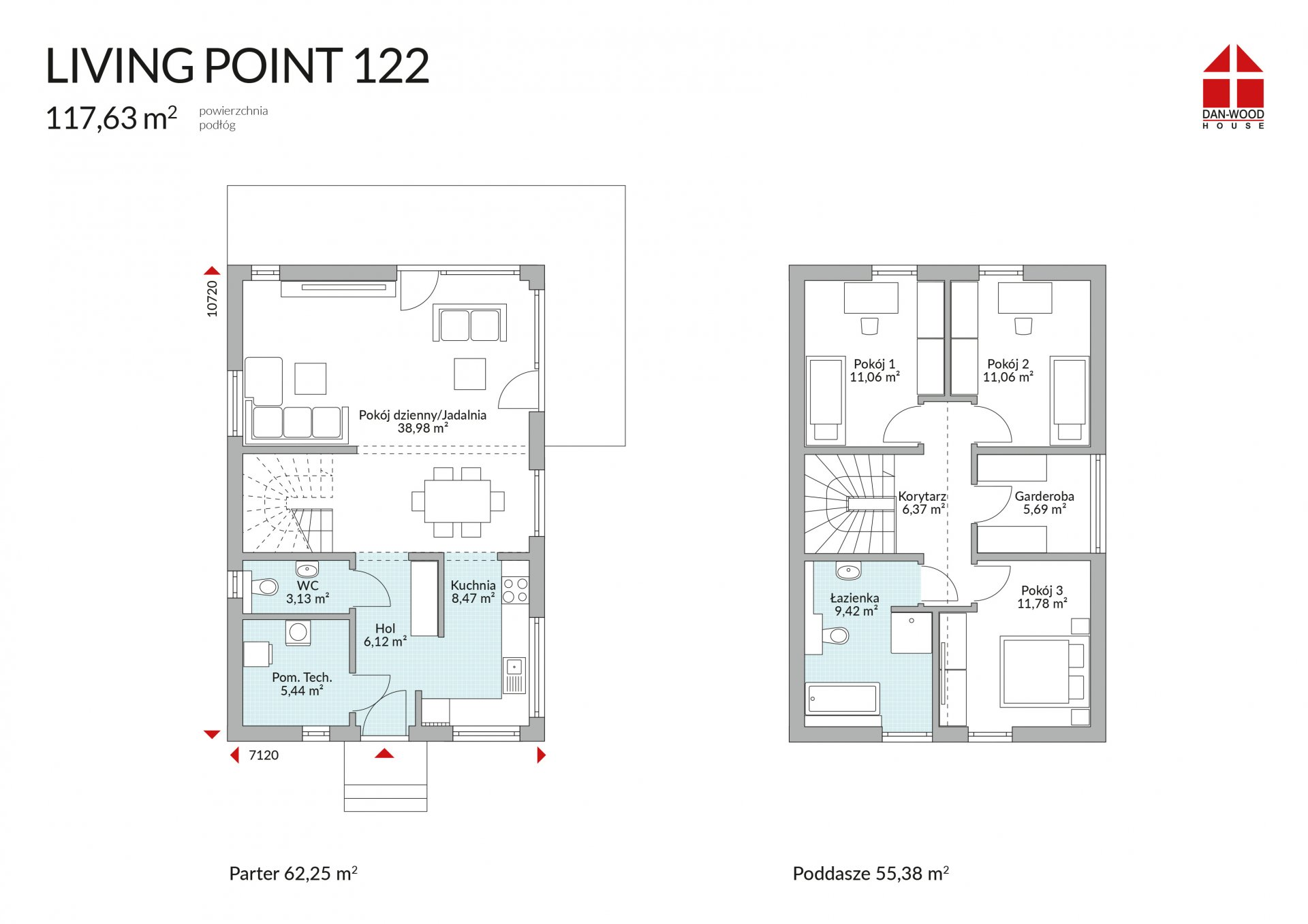 Living Point 122 Danwood
